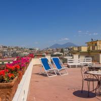 le terrazze a Mergellina
