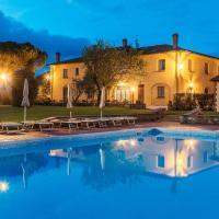 Villa Aia Vecchia, hotell i Bibbona