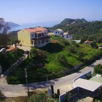 Hellmann Apartments, отель в городе Афионас