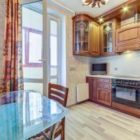 Apartment on Pulkovskoe shosse 40 k2, отель рядом с аэропортом Аэропорт Пулково - LED в Санкт-Петербурге