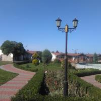 ГРК Золота Підкова, отель в городе Chupyra