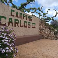 Camping Carlos III, hotel in La Carlota