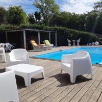 Domaine Choco Vanille, hôtel à Deshaies
