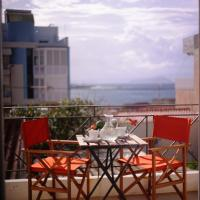 Sunny Sea-View Apartment in Halepa