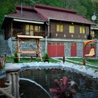 Cabana FARIO Rau Mare - Retezat, hotel in Clopotiva
