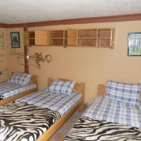 Jinja Safari Camp, hotel in Jinja