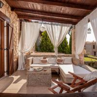 Luxurious Stone House