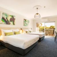 Nightcap at Blue Cattle Dog Hotel, hotel em Rooty Hill