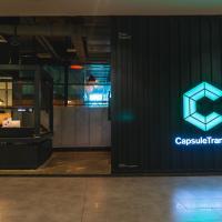 Capsule Transit KLIA 2 (Landside) - Gateway@KLIA2, Level 1, hotel near Kuala Lumpur International Airport - KUL, Sepang