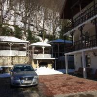 Pension Casa Alba, отель в Слэник-Молдове