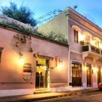 Boutique Hotel Palacio, отель в городе Санто-Доминго