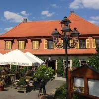 Landgasthof Karolinenhöhe, hotel u gradu 'Lichtenfels'
