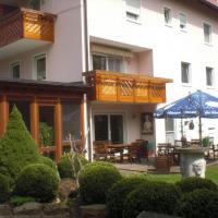 Pension Haus am Heubach, hotel in Bad Staffelstein