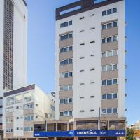 Hotel Torre Sol, hotel in Balneário Camboriú
