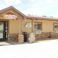 Bryce UpTop Lodge, hotel v destinaci Bryce Canyon