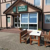 Hotel Anhalt, hotel in Brehna