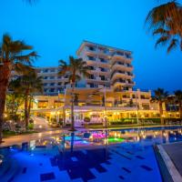 Aquamare Beach Hotel & Spa, hotel in Paphos