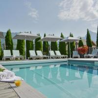 Hotel-Spa Le Morillon Charme & Caractère, hotel in Morillon