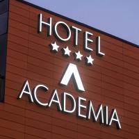Hotel Academia, hotel en Zagreb