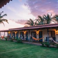 Beach Break Hotel & Surf Camp de Playa Venao, hotel in Playa Venao