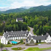 Gîte du Mont-Albert - Sepaq, hotel em Sainte-Anne-des-Monts