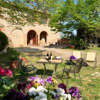 Agriturismo La Roverella, hotell i Monteroni d'Arbia