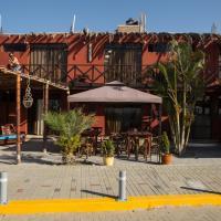 Hotel Sueños de Chicama, hotel en Malabrigo