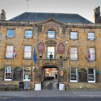 The George Hotel, hotel in Crewkerne