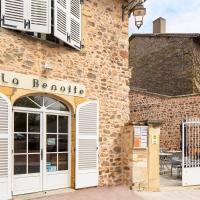 La Benoite, hôtel à Salles-Arbuissonnas-en-Beaujolais