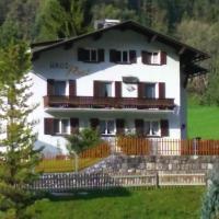 Haus zur Post, hotel in Klösterle