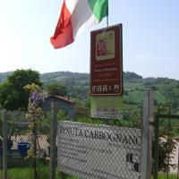 Tenuta Carbognano, отель в городе Джеммано