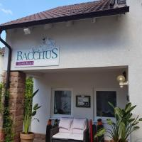 Gästehaus Bacchus, отель в городе Вахенхайм-ан-дер-Вайнштрасе