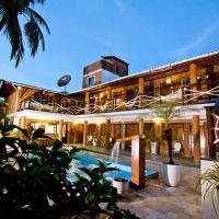 Pousada Lua Cheia, hotel na Praia do Francês