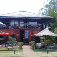 Hotel Village Termas de Dayman, hotel en Termas del Daymán