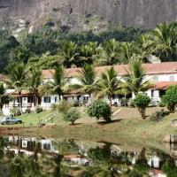 Hotel Fazenda Santa Helena, hotel in Simão Pereira