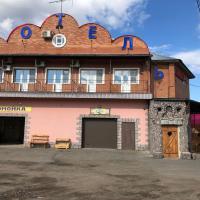 Motel 72, отель в городе Ульянино