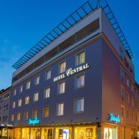 Hotel Central, hotel in Bregenz