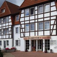 Hotel ELBRIVERA Alt Prester, hotel a Magdeburg