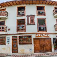 Hotel Atenas Jericó