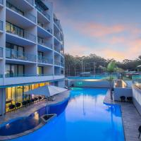 Landmark Resort, hotel in Nelson Bay
