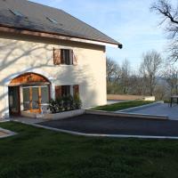 Résidence du Château, hotel in Copponex