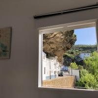 Casa entre Rocas Setenil, hotel en Setenil de las Bodegas