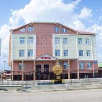 Hotel Dom Tvoy, отель в Богучаре