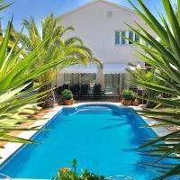 Villa Rosa Sitges, hotel en Can Trabal
