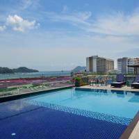 Horizon Hotel, отель в Кота-Кинабалу