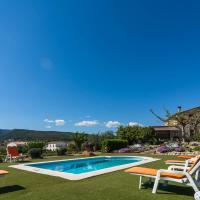Luxurious Mansion in Catalonia with garden and scenic country views