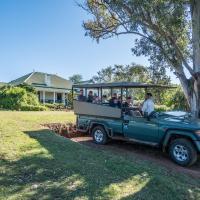 Leeuwenbosch Country House - Amakhala Game Reserve, hotel in Amakhala Game Reserve