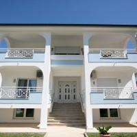 Susanna Apartments, хотел в Керамоти