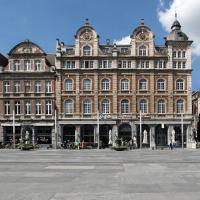 Hotel La Royale, hotel in Leuven