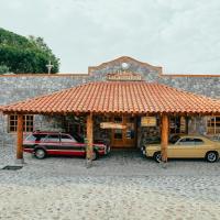 Hotel La Casona Real, hotel en Huasca de Ocampo
